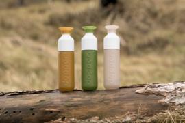 Dopper original drinkfles -  nature/neon collectie - 450ml  +kleuren