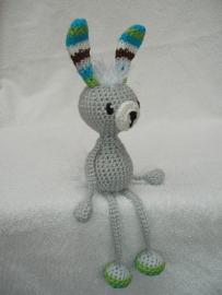 Patroon Bungel konijn