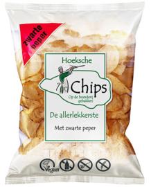 Hoeksche chips zwarte peper