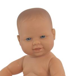 Babypop  jongen  40 cm.