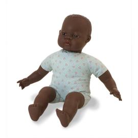 Afrikaanse pop met zacht lijfje
