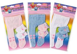 Maillot en sokken 32 cm.