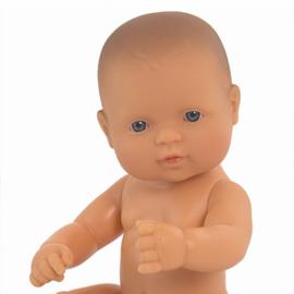 Blanke babypop, meisje