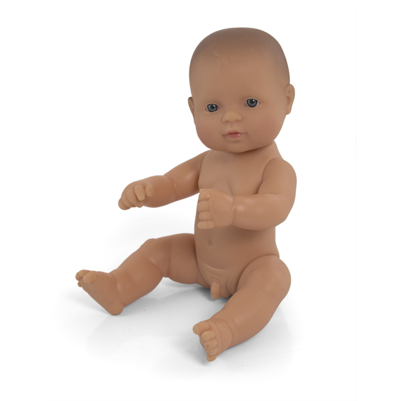 Babypop, jongen,  32 cm.