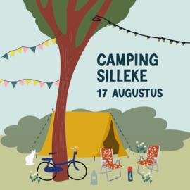 kom 17 augustus op de camping