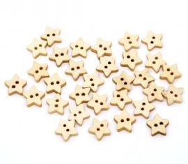 08.04 Houten sterretjes
