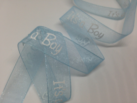 10.01 Roze organza: It's a Boy