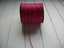 13.01 Donker roze waxkoord