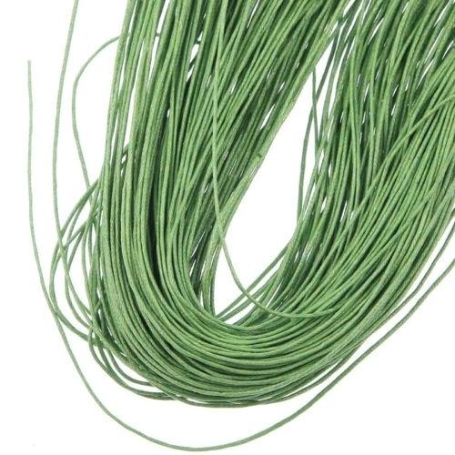 13.01 Groen waxkoord