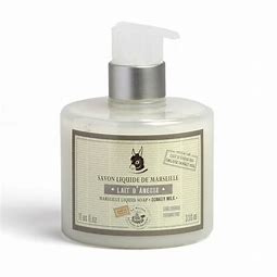vloeibare savon de marseille ezelinnenmelk /Eselsmilch