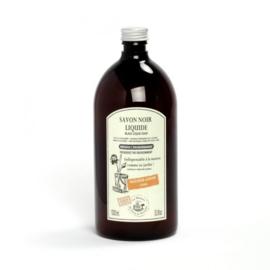 zwarte vloeibare zeep(savon noir)