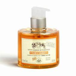 vloeibare savon de marseille oranjebloesem