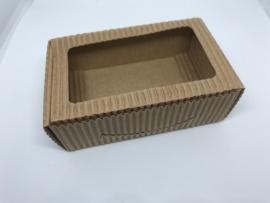cartonnen doosje voor 125 gram zeep