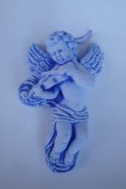 engeltje (blauw)
