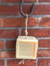 Savon de Marseille 600 gram met touw