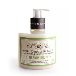 vloeibare savon de marseille amandel