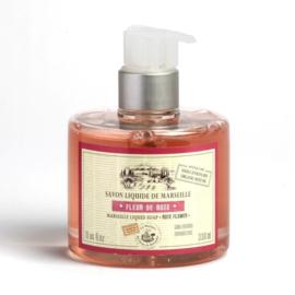 vloeibare savon de marseille rozen / Rose
