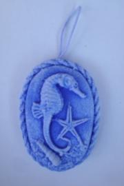 zeepaardje(blauw)