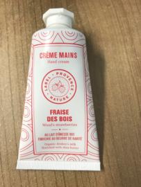 hand creme bosaarbei / Erdbeere