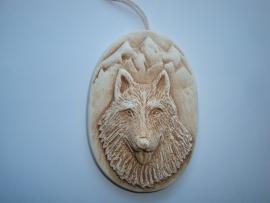 wolf (beige)