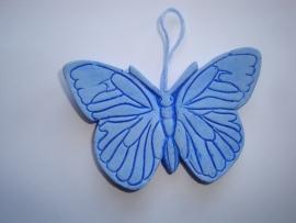 vlinder (blauw)