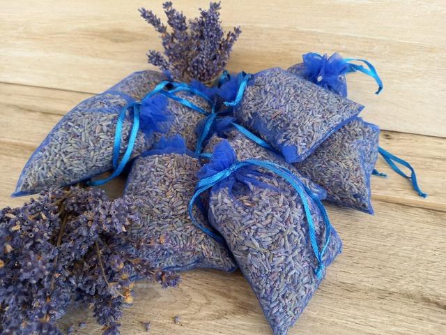 10 Lavendelbeutel