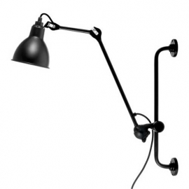 La Lampe Gras no. 210 zwart-zwart