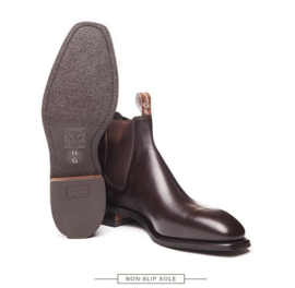 R.M. Williams craftsmen blaxland chesnut composition sole