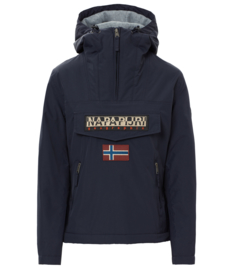 Napapijri Rainforest Blu Marine POCKET woman