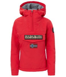 Napapijri  Rainforest Pop Red winter