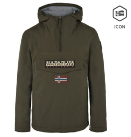 Napapijri rainforest winter men CAPER / MILITARY GREEN 2017
