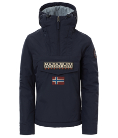 Napapijri Rainforest Blu Marine winter women