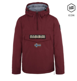 Napapijri winter men MAROON (BORDEAUX) 2017
