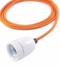het lichtlab hanglamp oranje strijkijzer snoer