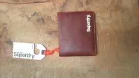 Superdry Classic Wallet Oxblood