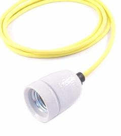 het lichtlab hanglamp geel strijkijzer snoer