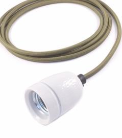 het lichtlab hanglamp olijfgroen strijkijzer snoer