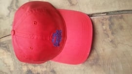 Superdry Orange Label Cap Red