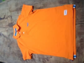 Superdry Classic Pique Polo Real Orange