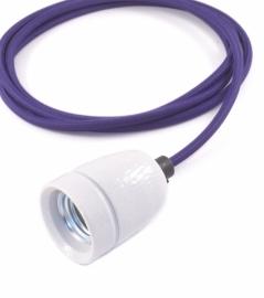 het lichtlab hanglamp paars strijkijzer snoer