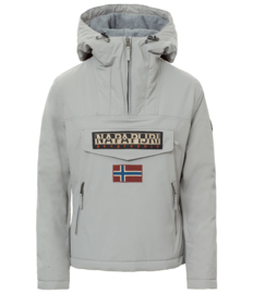 Napapijri Rainforest Medium grey Solid POCKET