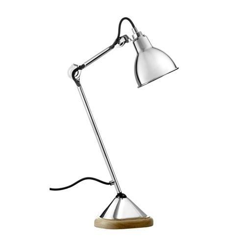 La Lampe Gras no. 206 chroom-chroom