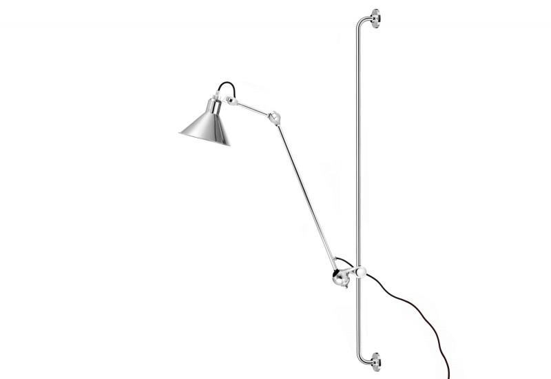 La Lampe Gras no. 214 zilver