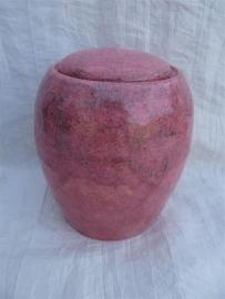 Urn rose tinten. MU 28