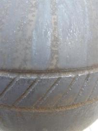 Urn antraciet / brons kleur. U 186