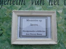 Memories op linnen. 8