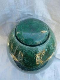 Urn groen. U 175