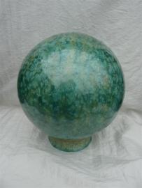 Urn bol smaragd groen. UBK1c