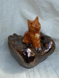 Katten urn -1-