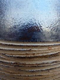 Urn antraciet / bruin. U 179